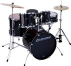 LUDWIG Drum Set ACCENT